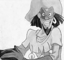 Clopin by Sparrowkeese