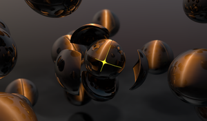 Armored Spheres by Ludez