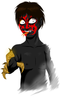Little Lipstick Face Demon by Cageyshick05