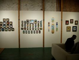 solo show - art grouping 1 by matt136