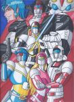 Saber Rider and the Star Sheriffs by RobertMacQuarrie1