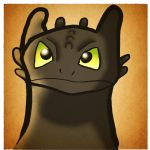 Toothless Sketch by firenight617
