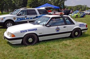 1993 Ford Mustang ssp by JDAWG9806