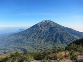 Mount Merbabu, Indonesia by obedcooz