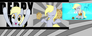 derpy hooves by savannahthehedgehog1