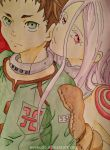Deadman Wonderland - Shiro and Ganta by EveKudo