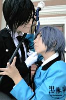Black Butler by GermanOlaf