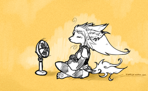 Hot Days by Kameloh