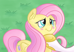 Keep Calm And Flutter On - Screencap Redraw by Perrydotto