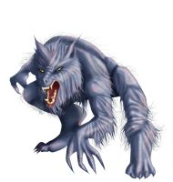 Lycan by HotaruS