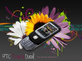 HTC Touch wallpaper by simoner