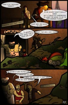 Sinbad comic page 11 by daimwn