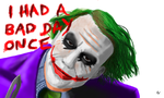 The Joker by WeaponX-Art