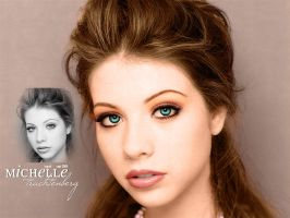 Michelle Trachtenberg by SimplyDreams