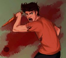 Percy Jackson by laismach