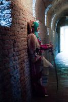 The waiting by Elsa-Cosplay
