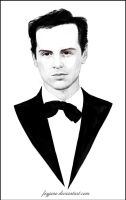 Andrew Scott At The BAFTA Ceremony Original by Feyjane