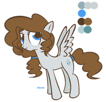 Sugar Bit (Redesigned) by PinkPopcornWithSoda