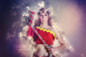 Thundra by mariesturges