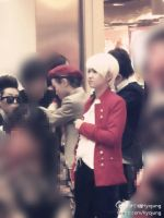 BIGBANG FANTASTIC BABY DAESEUNG GD COSPLAY by YEYINGdynasty