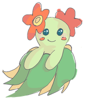 Bellossom by Ikpoke