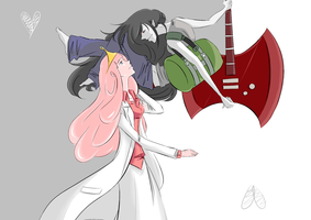 Bubbline im back yaww by oneeyedcannibal