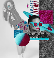 Demi-Lovato-s by ANCHOYS-AN
