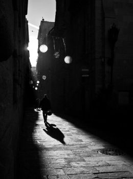 Shadow Man by FaceDown93