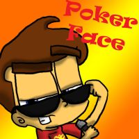 Poker Face by Nicktoonacle