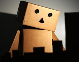 What's Wrong Danbo? by OpenMind989