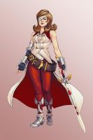 Rose of may - Beatrix by Umerean