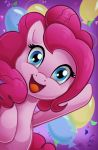 MLP Portrait Series: Pinkie Pie by ChrisWithATa