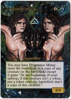 Magic Alteration: Progenitor Mimic by Ondal-the-Fool