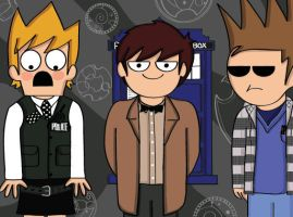 Doctor Eddsworld by doggoneloverr