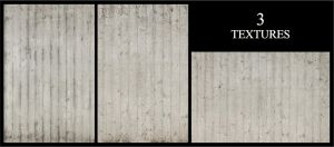 Texture Set - Concrete 3 by AGF81