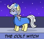 OC Villain: The Colt Witch by GoggleSparks