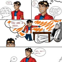 Generator Rex - One Wish? by Renegades0fFunk