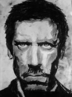 House MD Charcoal by nilesh10494