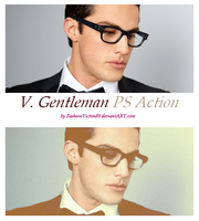 PS Action - V. Gentleman by FashionVictim89