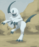 359 Absol by Psidra