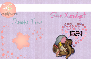 Skin Xwidget-Dumbo Time by angelyviverosmoreno