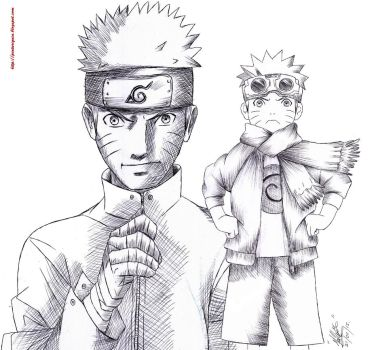 naruto THE LAST -  00 by shinamvec