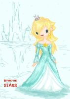 Rosalina Speedpaint by NorthApple