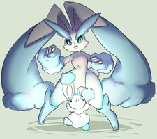 PKMNation Nice Buns by alsoword