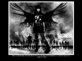 :: Angel of Sadness WP :: by bleeder71