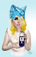 Lady Gaga Poison by carlos0003