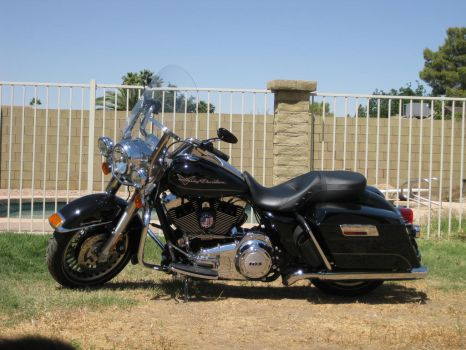 2013 Road King by acurmudgeon