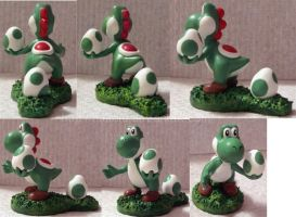 yoshi finished second view by Tsurera