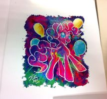 Pinkie Paint Preview1 by Tsitra360