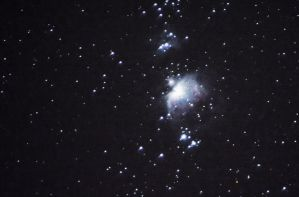 Orion Nebula (Low quality) by Maxfusion6